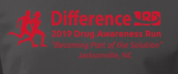 """2019 Drug Awareness Run  -  """"Becoming Part of the Solution"""""""
