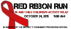 Red Ribbon Run 5K & 1mi Children's Activity Relay