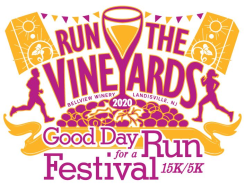 Run the Vineyards - Good Day for a Run 15K/5K & Festival