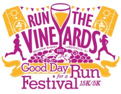 Run the Vineyards - Good Day for a Run 15K/5K & Festival