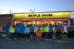 Waffle House 10K Plus Run with 5K Option