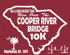 Vac and Dash Run Over The Cooper River Bridge 10k Extravaganza