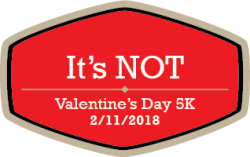 It's Not Valentine's Day 5K