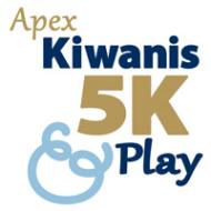 Apex Kiwanis 4th Annual 5k & Play