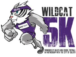 4th Annual Duluth High School Wildcat 5K