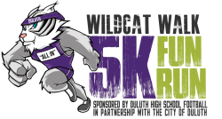Wildcat Walk/5k Fun Run