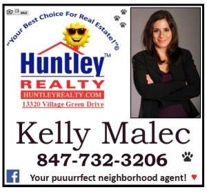 Kelly Malec - Huntley Realty