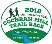 Cochran Mill Trail Race - 10.7 and 3.7 milers
