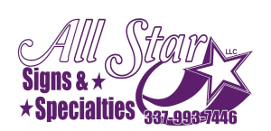 All Star Signs & Specialties