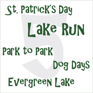 Lake Run Club - High Five Race Series