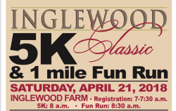 Inglewood Classic 5K and 1 Mile Fun Run
