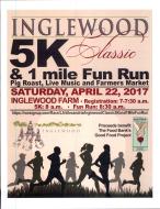 Inglewood Classic 5K and 1 Mile Fun Run