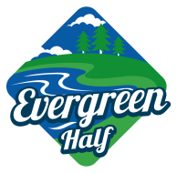 Evergreen Half and 5 miler