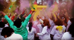 Aha Moments 5K Color Run