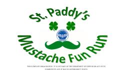 St. Paddy's Mustache Fun Run