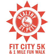 Healthy St. Pete, Fit City Celebration 5K & 1 Mile Walk
