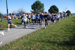 Kick Out Mesothelioma 5-Miler & 2.5 Mile Walk In Memory of John W. Griffin (1941-2003)