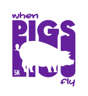 When Pigs Fly 5K Trail Run