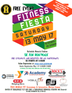 Fitness Fiesta 5k Fun Run/Walk