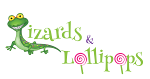 Lizards and Lollipops