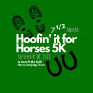 Hoofin' It For Horses
