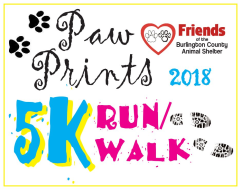 Paw Prints 5K and Fun Trail 1-Miler