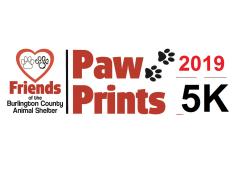 Paw Prints 5K Run/Walk and  Fun 1-Miler