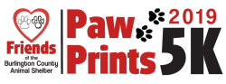 Paw Prints 5K Run/Walk and Fun 1-Miler