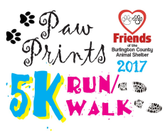 Paw Prints 5K Run/Walk