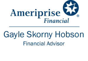 Ameriprise Financial: Gayle Skorny Hobson