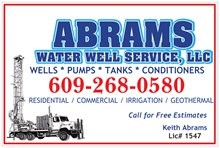 Abrams Water Well Service, LLC