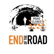 End of the Road Marathon, Half Marathon, & 4 Miler