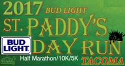 St Paddy's Day Run Tacoma