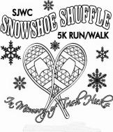 SJWC Snow Shoe Shuffle 5K Run/Walk