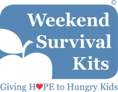 Weekend Survival Kits -  Hunger Heroes Race Series