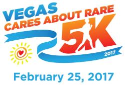 Vegas Cares About Rare Kids 5K