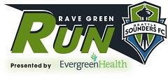 Sounders FC Rave Green Run