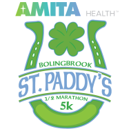 AMITA Health Bolingbrook St. Paddy's Half Marathon & 5K Run/Walk