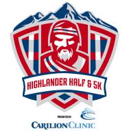 Highlander Half Marathon & 5K Presented by Carilion Clinic