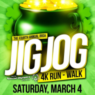 Irish Jig Jog 4k presented by SWARMM Events