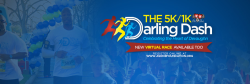 Darling Dash 5k/1k Family Fun Run/ Walk: Celebrating the Heart of Devaughn