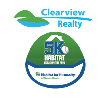 Home On The Run 5k / Clearview Realty for Habitat Rain or Shine