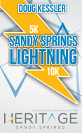Sandy Springs Lightning 5K & 10K