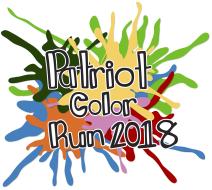 Patriots Color Run