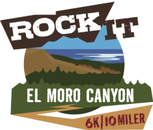 Rock it in El Moro Canyon 6K & 10 Miler