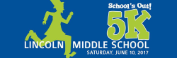 Lincoln Middle School Schools Out 5k