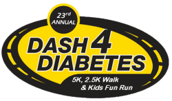 23rd Annual Dash for Diabetes