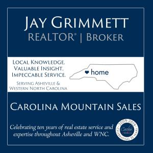 Jay Grimmett - Carolina Mountain Sales