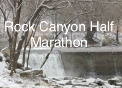 Rock Canyon Half Marathon