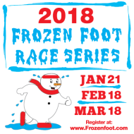 Frozen Foot Race Series Race 2